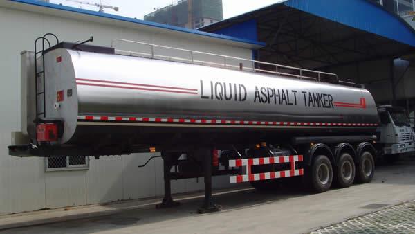 liquid asphalt tanker liquid asphalt tanker